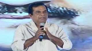 Brahmanandam Funny Speech @ Race Gurram Audio Launch - Allu Arjun, Shruti Haasan