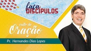 Pr. Hernandes Dias Lopes   O perigo de rotular as pessoas   29/09/16 - 20h