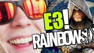E3 2015 | EL EDIFICIO, RAINBOW SIX Y ASSASSINS