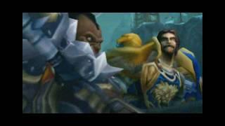 Who is Bolvar Fordragon (Lore of Bolvar) - World of Warcraft Hunter