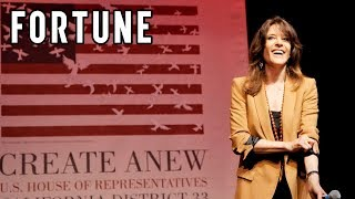 Marianne Williamson: Meet the 2020 Candidate I Fortune