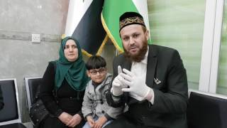 شفاء من مرض سه رع باذ ن الله الله اكبر  mala ali kurdi 009647504487408