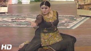 ASHA CHOUDHRY MUJRA - GOTE DIYAN PAKIYAN - PAKISTANI MUJRA DANCE