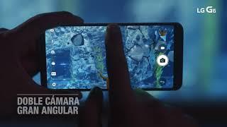 LG G6: Doble Cámara Gran Angular