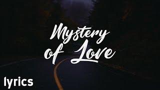 Sufjan Stevens - Mystery Of Love // lyrics