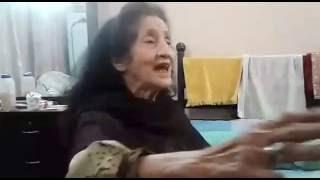Dehli School Alumni Association - Madam Khalida Tayyaba