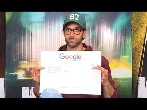 Xxx Mp4 Hrithik Roshan Answers The Web S Most Searched Questions Plays BollywoodLife Google Autocomplete 3gp Sex