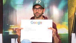 Hrithik Roshan answers the web