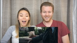 Christopher Robin Official Teaser Trailer // Reaction and Review
