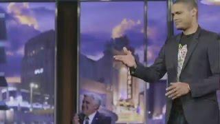 Are Trevor Noah's jokes no laughing matter?