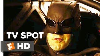 Justice League Extended TV Spot - Thunder (2017)   Movieclips Trailers