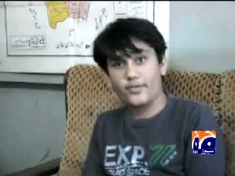 Pakistani Boy - The World Youngest MicroSoft Certified Professional (MCP) - Babar Iqbal