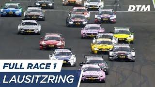 DTM Lausitzring 2017 - Race 1 (Multicam) - RE-LIVE (English)