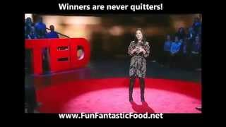 The key to success  Grit!   with Angela Lee Duckworth   Tedx 2013   814 590 9559
