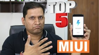 MIUI 9 India | Should you Upgrade ?