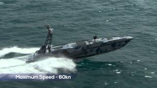 KATANA Unmanned Surface Vessel