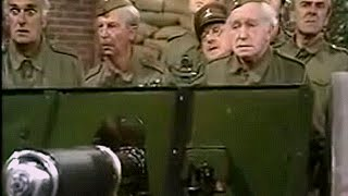 Dad's Army - Big Guns - NL Ondertiteld - 'Always somebody ready to interfere'...