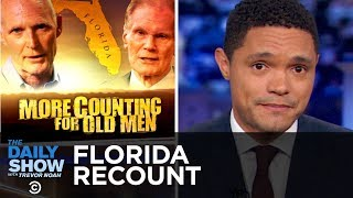 Florida's Midterm Election Drama | The Daily Show