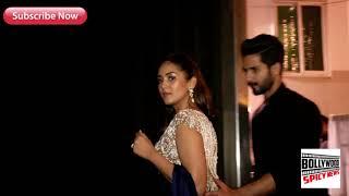 Mira Rajput & Shahid Kapoor At Gaurav Gupta