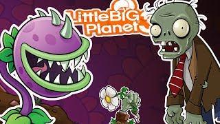 LittleBigPlanet 3 | Plants vs Zombies