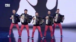Concertino - LIVE Romanii au talent 2016