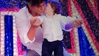Shahrukh Khan Son Abram Film Debut with Happy New Year