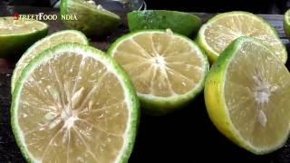 South Indian Healthy Sour Orange Juice  Preparation
