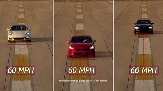 2018 Kia Stinger GT vs BMW 6 Series vs Porsche Panamera - Test Drive