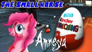 KINDER SORPRESA IN AMNESIA?! D: - Amnesia: The Small Horse II