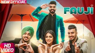 Fauji (Full Video) | The Landers | Western Penduz | Latest Punjabi Song 2018 | Speed Records