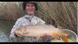 Осенняя охота и рыбалка на Балхаше, база Зика