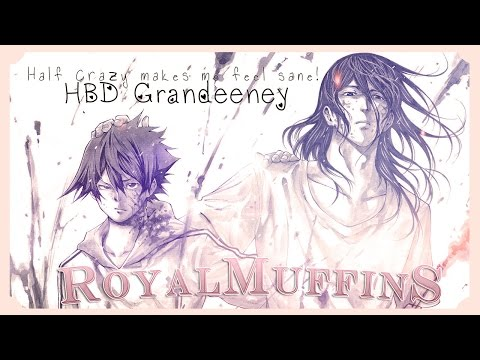 Xxx Mp4 ❝Half Crazy Makes Me Feel Sane ❞ HBD Grandeeney 3gp Sex