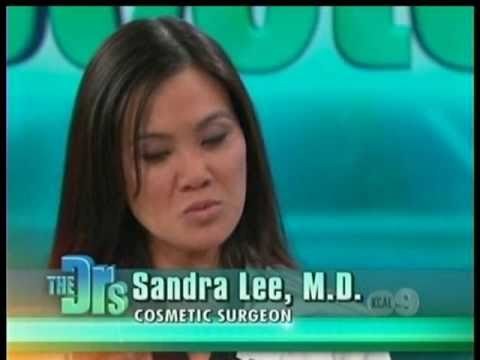 Tickle Lipo on The Doctors gets rid of a woman s saddlebags .