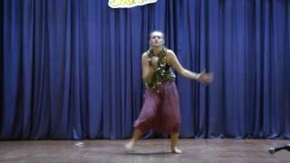 Танок «Східний хіп-хоп» — Ситнік Катя