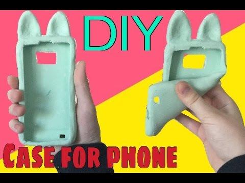 Чехол для телефона из силиконового герметика своими руками 41