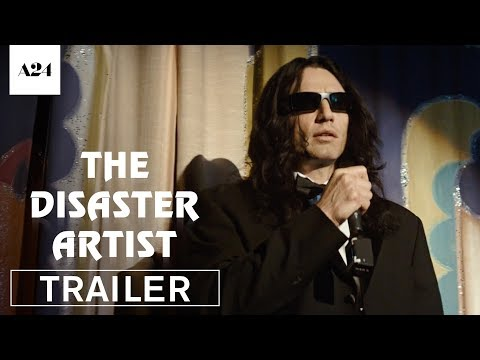 The Disaster Artist   Tommy   Official Trailer 2 HD   A24