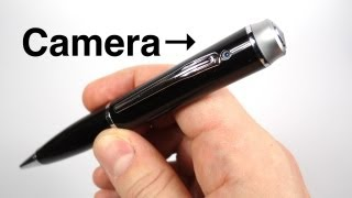 World's First Real HD Spy Pen (h.264)