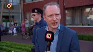 Huldiging Maarten van der Weijden LIVE