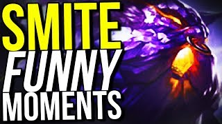 5000HP YMIR BUILD RETURNS! - SMITE FUNNY MOMENTS