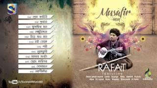 Musafir Mon | Rafat | Audio Album 2016 | Suranjoli