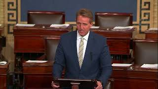 NEW  Jeff Flake: Trump battered and abused the truth