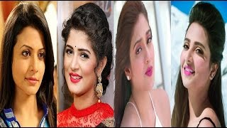 কলকাতার জনপ্রিয় নায়িকাদের আসল বয়স !! Kolkata Bengali Actress Real Age