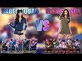 Download Lagu SKIN SQUAD SABER VS SKIN SEASON // KEREN PARAH..!! MP3