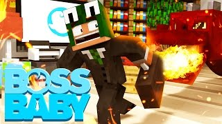 Minecraft BOSS BABY - DO AS THE BABY COMMANDS OR ELSE..
