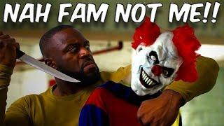 Killer Clown Attacks In London??!!   PowerBulk Ep.17   Gabriel Sey