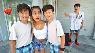 MINI LUCAS AND MARCUS STOLE MY GIRLFRIEND!