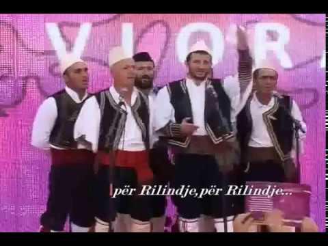 Këngë Labe kushtuar Rilindjes dhe Edi Ramës Grupi Haxhi Dalipi