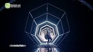 Arabs Got Talent- عرض النصف نهائيات – مجيد كساب