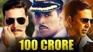 Akshay Kumar's RUSTOM Crosses 100 CRORE At Box Office
