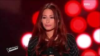 The voice France 2015 TF1 Hiba Tawaji